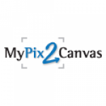 MyPix2Canvas logo