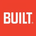 BUILT logo