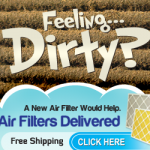Air Filters Delivered logo