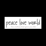 Peace Love World logo
