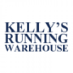 Kelly's Running Warehouse logo