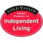 Gold Violin logo