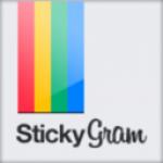 StickyGram logo