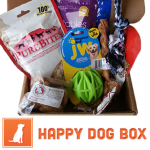 Happy Dog Box logo