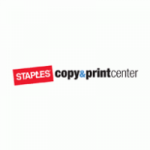 Staples Copy & Print logo