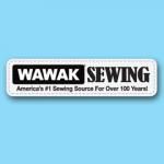 Wawak Sewing logo