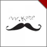 MrKate logo