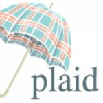 Plaid Parasol logo