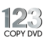 123 Copy DVD logo