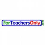 For Teachers Only logo