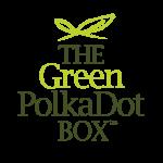 Green Polka Dot Box logo