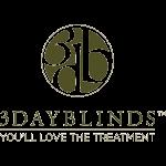 3DayBlinds logo