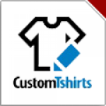 CustomTshirts logo