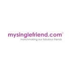 MySingleFriend logo