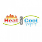 Heat and Cool logo