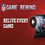 NFL Game Rewind logo
