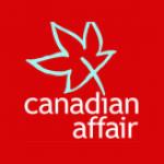 Canadian Affair logo