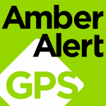 AmberAlert GPS logo