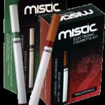 Mistic Electronic Cigarettes logo