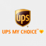 UPS My Choice logo