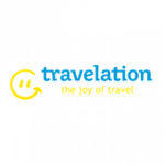 Travelation logo