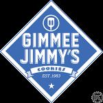 Gimmee Jimmy's  Cookies logo