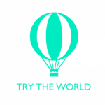 Try the World logo