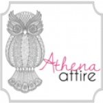Athena Attire logo