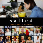Salted logo