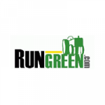 RunGreen logo
