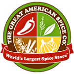 The Great American Spice Company logo
