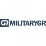 MilitaryGR logo
