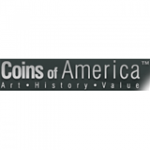 Coins of America logo