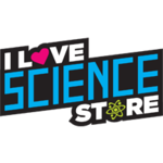 I Love Science Store logo