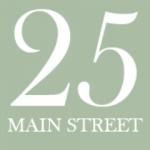 25 Main Street logo