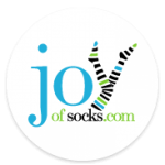Joy of Socks logo