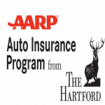 The Hartford AARP logo