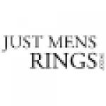 Just Men's Rings logo