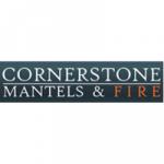 Cornerstone Mantels & Fire logo