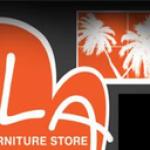 LA Furniture logo