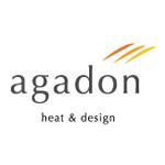 Agadon Heat & Design logo