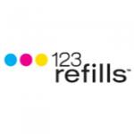 123Refills logo