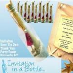 Invitation In A Bottle logo