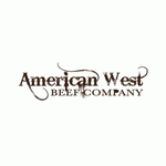 American West Beef Company logo