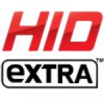 HIDextra logo