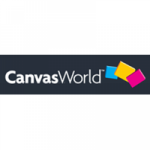 Canvas World logo