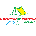 Camping and Fishing Outlet logo