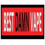 Best Damn Vape logo