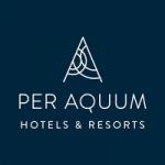 PER AQUUM Hotels & Resorts logo