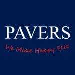 Pavers Shoes logo